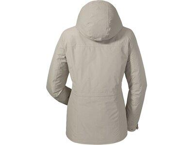 SCHÖFFEL Damen Jacke Silver Star1 Grau