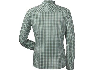 SCHÖFFEL Damen Bluse Blouse Madrid2 Grau