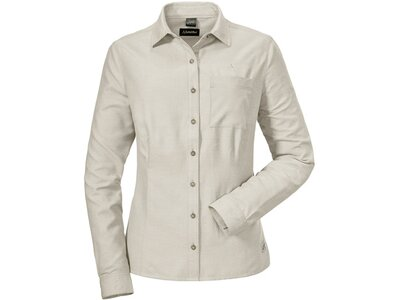 SCHÖFFEL Damen Bluse Ottawa1 Grau