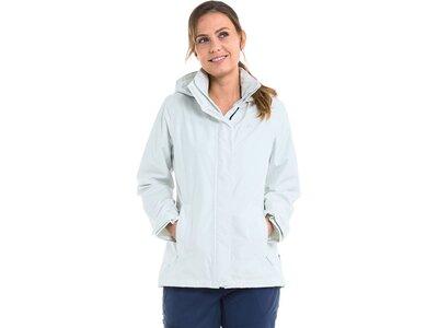 SCHÖFFEL Damen Jacken Jacket Sevilla2 Silber
