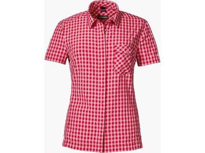 SCHÖFFEL Damen Bluse Lago di Garda2 SH Pink