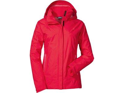 SCHÖFFEL Damen Jacke ZipIn Skopje3 Rot