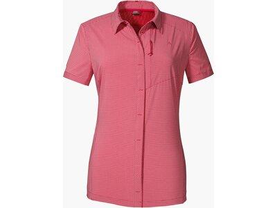 SCHÖFFEL Damen Bluse Saragossa3 Pink