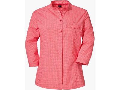 SCHÖFFEL Damen Bluse Mendoza2 Rot