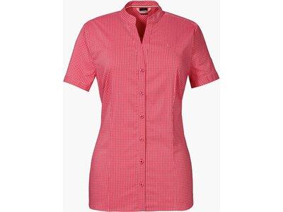 SCHÖFFEL Damen Bluse Mumbai3 SH Pink