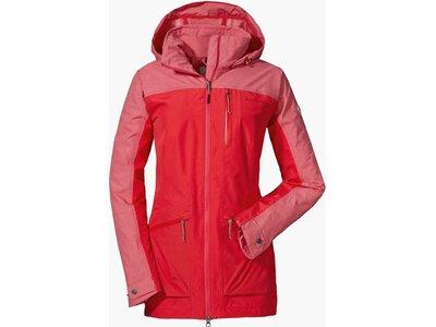 SCHÖFFEL Damen Jacke Murnau3 Rot