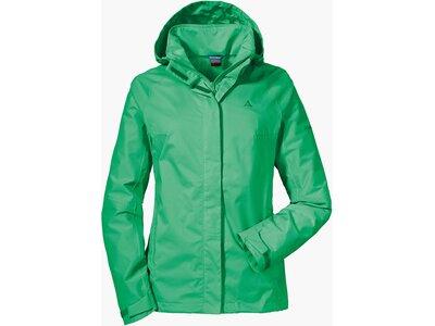SCHÖFFEL Damen Jacke unwattiert Jacket Easy L4 Grün