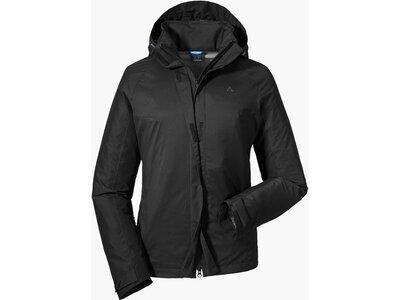 SCHÖFFEL Damen Jacke unwattiert Jacket Easy L4 Schwarz