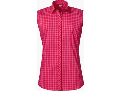 SCHÖFFEL Damen Bluse Riga5 SL Pink