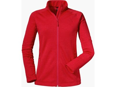 SCHÖFFEL Damen Fleece Jacket Nagoya1 Weiß