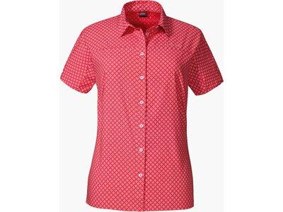 SCHÖFFEL Damen Bluse La Gomera1 Rot
