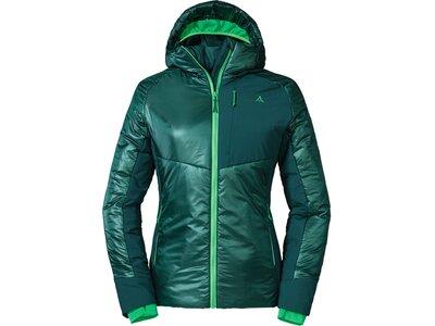 SCHÖFFEL Damen Thermo Jacket Boval L Grün