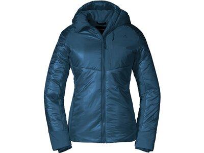SCHÖFFEL Damen Thermo Jacket Boval L Blau