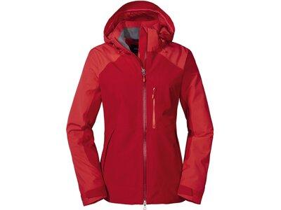 SCHÖFFEL Damen Jacke Padon L Rot