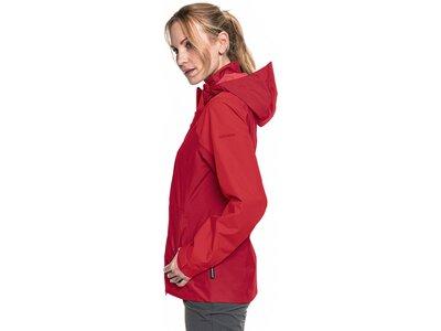 SCHÖFFEL Damen Jacken Jacket Padon L Rot