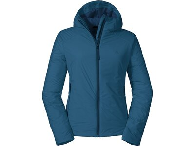 SCHÖFFEL Damen Thermo Jacket Piemont L Blau