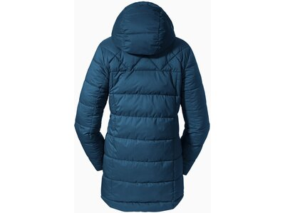 SCHÖFFEL Damen Parka Insulated Boston Blau