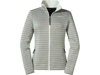SCHÖFFEL Damen Unterjacke Fleece Jacket Belgrad L Weiß