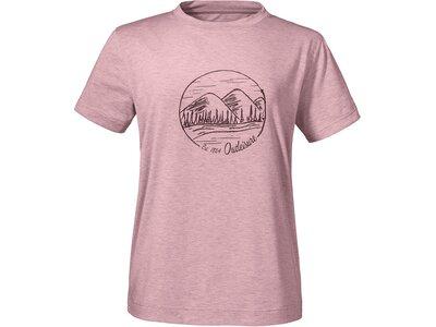 SCHÖFFEL Damen Shirt T Shirt Lissabon L Pink