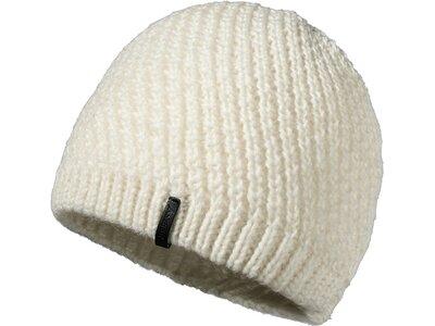 SCHÖFFEL Damen Knitted Hat Eindhoven Weiß