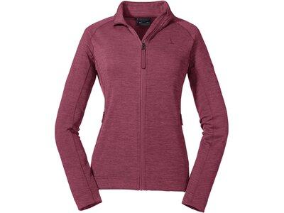 SCHÖFFEL Damen Unterjacke Fleece Jacket Tonquin L Pink