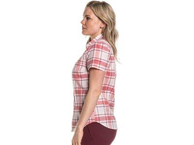 SCHÖFFEL Damen Bluse Blouse Calanche L Rot