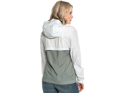 SCHÖFFEL Damen Jacken Jacket Portland L Grau