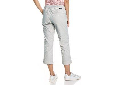 SCHÖFFEL Damen Hose kurz Pants Rangun L Grau