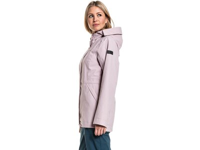 SCHÖFFEL Damen Jacken Jacket Eastleigh L Rot