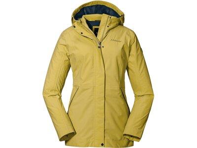 SCHÖFFEL Damen Jacken Jacket Eastleigh L Braun