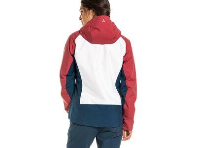 SCHÖFFEL Damen Jacken Jacket Wamberg L Rot
