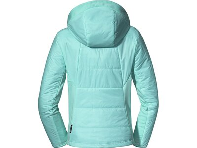 SCHÖFFEL Damen Jacke Hybrid Efferaberg L Grün