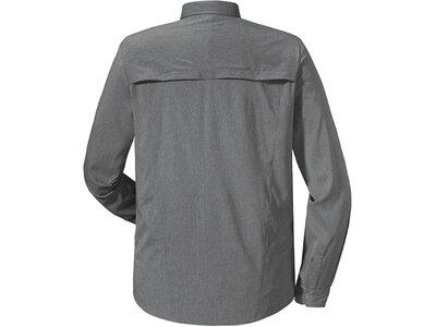 SCHÖFFEL Herren Shirt Stockholm1 UV Grau