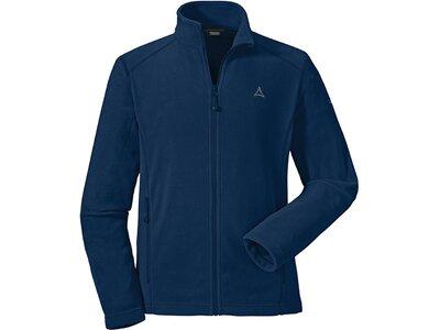 SCHÖFFEL Herren Fleecejacke Fleece Jacket Cincinnati 1 Blau