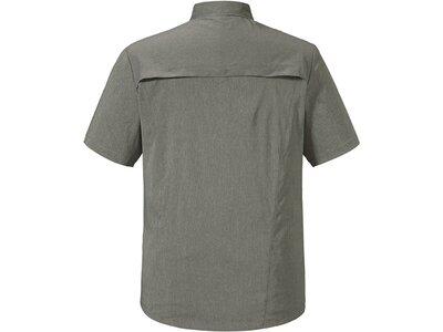 SCHÖFFEL Herren Shirt Freiburg1 UV Grau