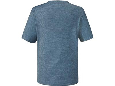 SCHÖFFEL Herren T-Shirt Santo Domingo1 Blau