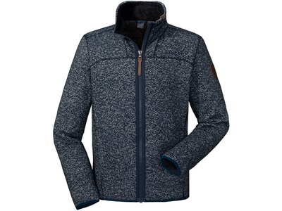 SCHÖFFEL Herren Fleecejacke Anchorage1 Blau