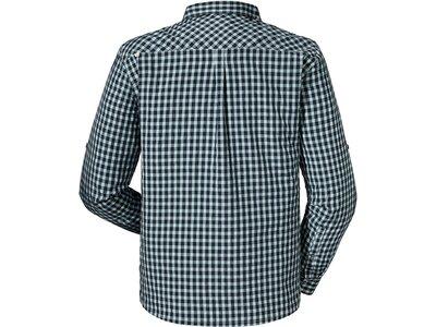 SCHÖFFEL Herren Shirt Jenbach2 UV Blau