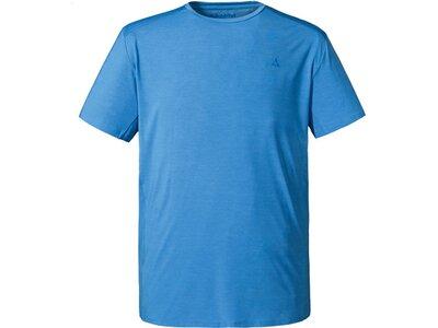 """SCHÖFFEL Herren T-Shirt """"Austin 2"""" Kurzarm Blau"""