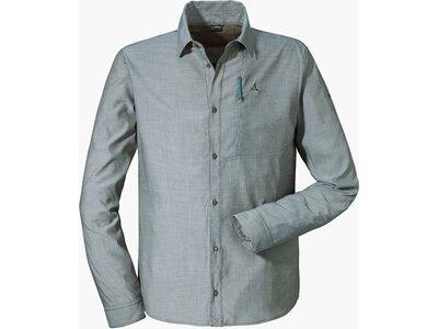 SCHÖFFEL Herren Hemd Shirt Stockholm4 LG Weiß