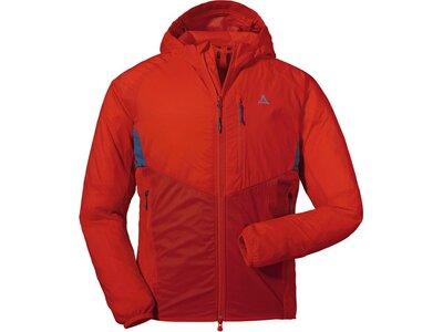 SCHÖFFEL Herren Jacken Jacket Kosai M Rot