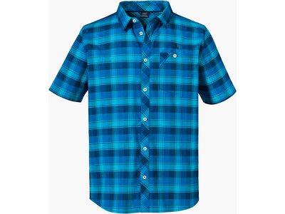 SCHÖFFEL Herren Shirt Bischofshofen3 Blau