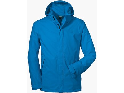 SCHÖFFEL Herren Jacke unwattiert Jacket Easy M4 Blau