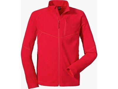 SCHÖFFEL Herren Fleece Jacket Monaco2 Weiß