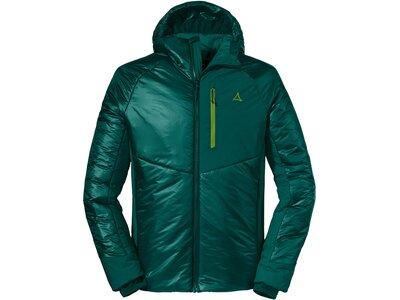 SCHÖFFEL Herren Thermo Jacket Boval Grün