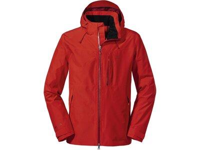 SCHÖFFEL Herren Jacket Padon M Rot