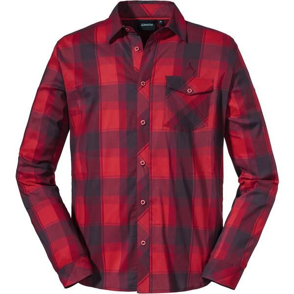 SCHÖFFEL Herren Hemd Shirt Duleda M
