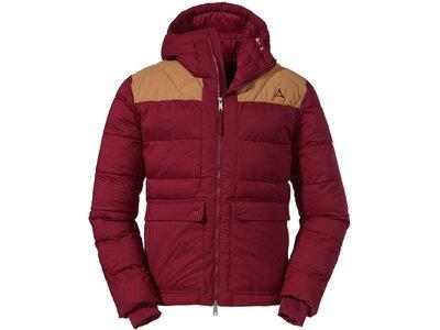 SCHÖFFEL Herren Funktionsjacke Ins. Jacket Boston M Rot