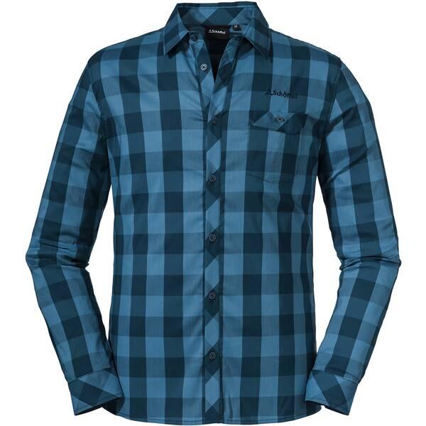 SCHÖFFEL Herren Hemd Shirt Svendborg M