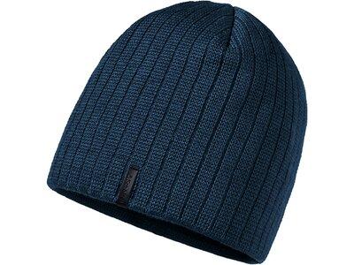 SCHÖFFEL Herren Knitted Hat Colca Blau